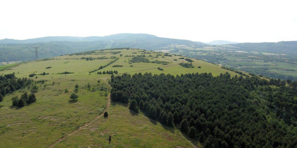 Pelouses calcicoles du Mont Pouilly